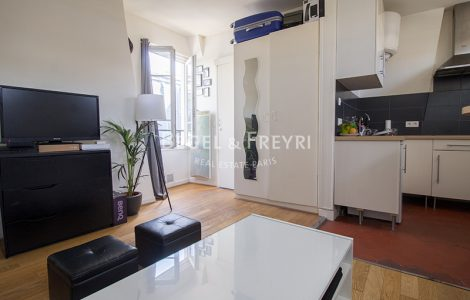Appartement - Paris 2ème arr
