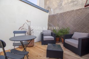Appartement / Terrasse - Paris 2ème arr
