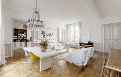 Appartement - Paris 1er arr